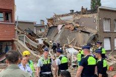 W Antwerpii w wyniku wybuchu zawaliły się 3 budynki, a kilka innych zostało uszkodzonych.