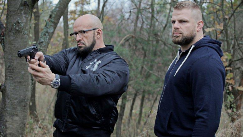 Karol Bedorf ma spore doświadczenie w walce na ringu, jednak w ekranowych zmaganiach daleko mu do tytułu aktora.
