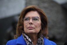 Małgorzata Kidawa-Błońska skrytykowała słowa Andrzeja Dudy w wywiadzie dla TVP.