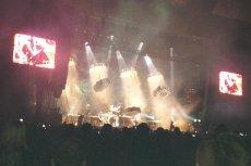 Rammstein zagrał koncert na warszawskim Impact Festival.