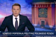 Na skandaliczny materiał Wiadomości TVP dotyczący uchodźców zwrócił uwagę m.in. dziennikarz Gazety Wyborczej Wojciech Karpieszuk.