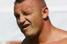 Mariusz Pudzianowski postanowił zażartować z gwałtu. Mało kogo to rozśmieszyło