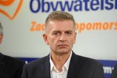 Bartosz Arłukowicz będzie kandydował na szefa Platformy Obywatelskiej.