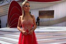 Wiadomości TVP zachwyciły się sukienką... swojej reporterki Zuzanny Falzmann.