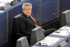 Dziś ma zostać podjęta decyzja w sprawie dalszych losów Ryszarda Czarneckiego. Czy straci funkcję wiceprzewodniczącego PE?