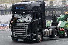Wrak ciężarówki będzie sprowadzony do Polski?