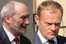 """Zapowiadana zemsta na Tusku staje się faktem. Macierewicz: do prokuratury trafiło doniesienie, chodzi o """"rosyjski trop"""""""