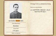 Czesław Borecki był m.in. zastępca szefa Wojewódzkiego Urzędu Bezpieczeństwa Publicznego w Kielcach; szefem UB w Zielonej Górze, Łodzi