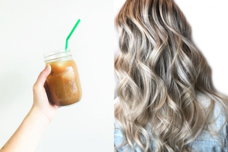 To właśnie taka kawa była inspiracją dla koloryzacji blonde roast