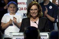 Małgorzata Kidawa Błońska nie chce walczyć z Donaldem Tuskiem.