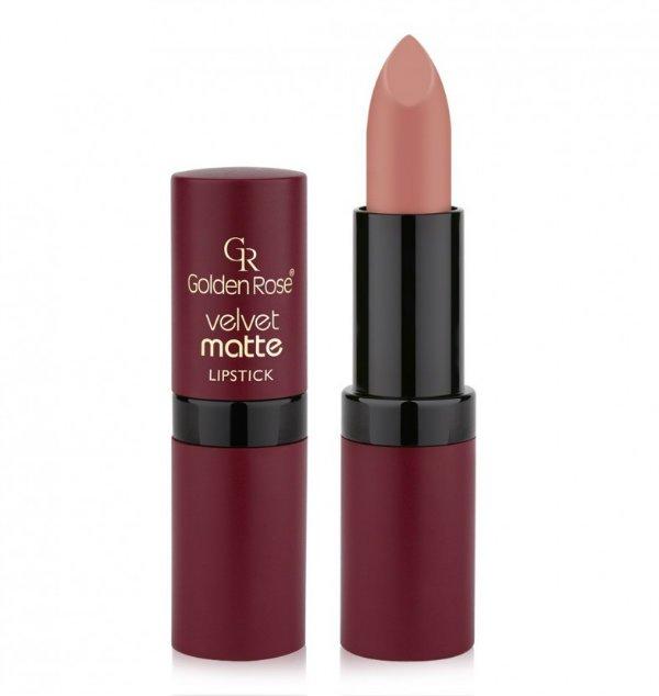 Matowa pomadka do ust Velvet Matte Lipstick od Golden Rose