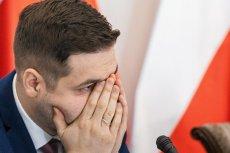 Patryk Jaki nie odpuszcza. Wiceminister wie co zrobiłby z prezydenckim vetem.