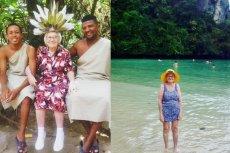 Baba Lena urodziła się w 1927 roku. Dziś ma 91 lat i samotnie przemierza cały świat