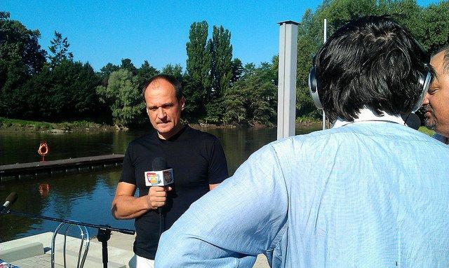 Paweł Kukiz. Fot. Radio Wnet