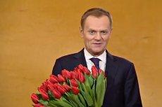 Donald Tusk wręczał kwiaty na Dzień Kobiet. Czy wręczy je niepełnosprawnym sportowcom?