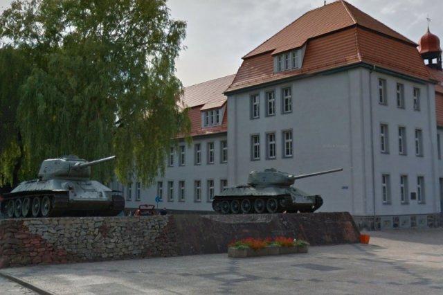 O te dwa czołgi mieszkańcy Drawska Pomorskiego zamierzają walczyć z IPN.