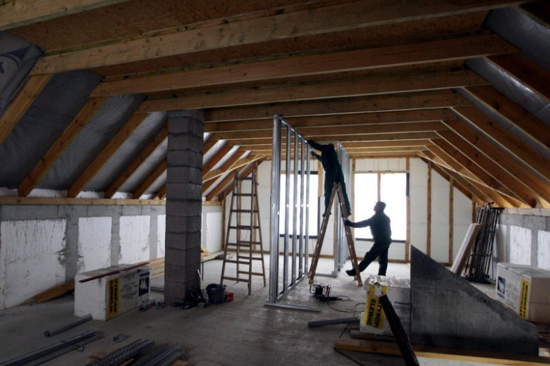 Budowa domu - szybki kurs szarej strefy.