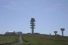 Francuska wojskowa stacja radiowa Pierre-Sur-Haute.