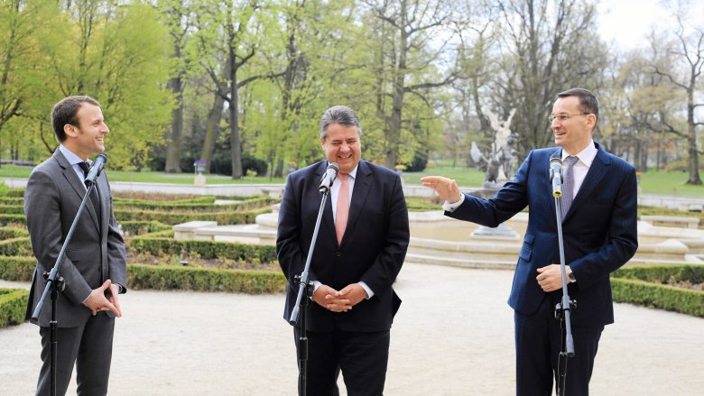 Czy premier Morawiecki poprawi trudną pozycję Polski na arenie międzynarodowej?