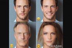 """FaceApp to najnowszy hit. Stworzona przez Rosjan aplikacja pozwala zmieniać rysy twarzy na zdjęciach tak, by """"odmładzać"""", """"postarzać"""" lub nawet """"zmieniać płeć""""."""