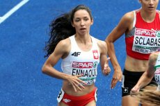 Sofia Ennaoui zdobyła srebrny medal w biegu na 1500 metrów po fenomenalnym finiszu.