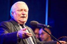 Lech Wałęsa ostro o rekonstrukcji rządu.
