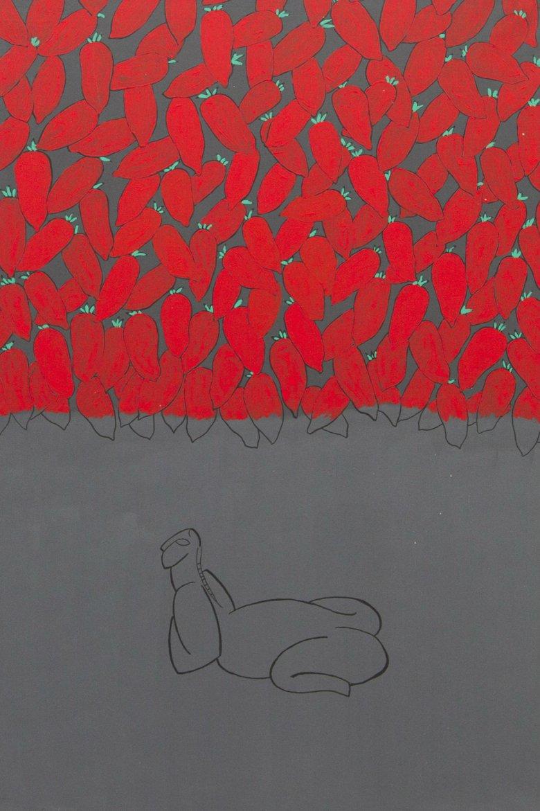 """""""Narodziny plastyki monumentalnej"""" (1991)"""