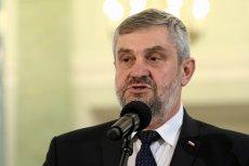 Minister Jan Krzysztof Ardanowski planuje masowy odstrzał dzików. Ma to zatrzymać rozprzestrzenianie się ASF.