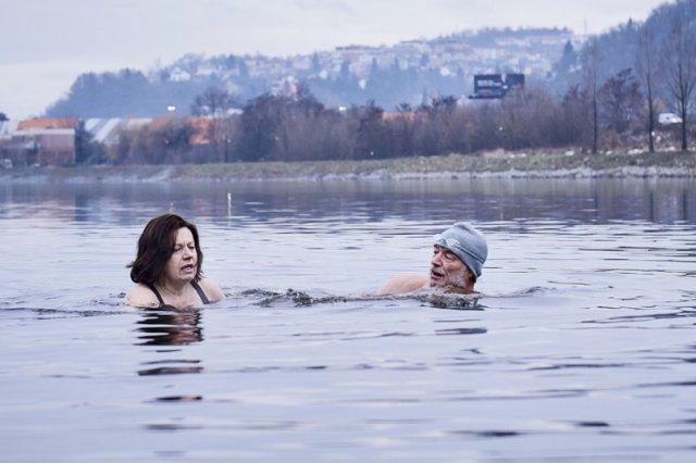 """Czeski film Bohdana Slámay nominowany do nagrody Oscara - """"Kobieta z Lodu""""."""
