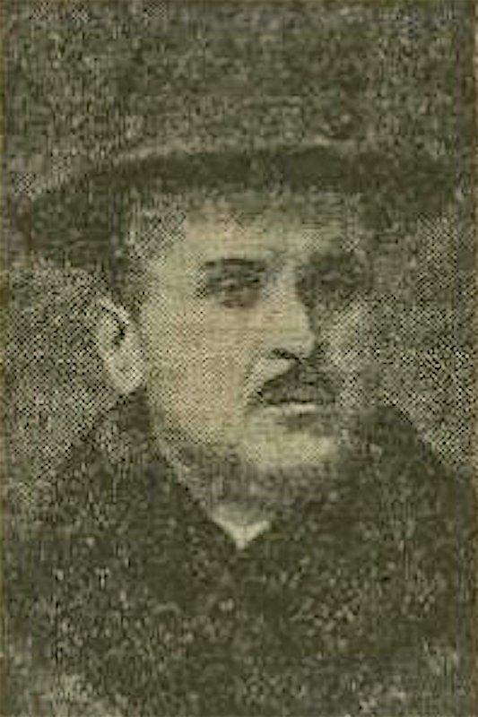 """Stanisław Cichocki - zdjęcie z """"Ilustrowanego Kuryera Codziennego"""", rok 1932"""