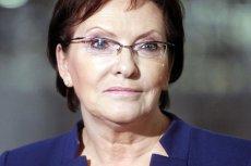 Ewa Kopacz wyjaśnia, że nie chce likwidować kopalń.