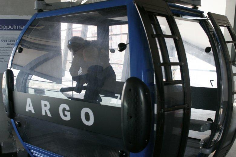Argo, czyli szybki. Tak nazywała się łódź Argonautów, którzy do Kolchidy ruszyli po złote runo. I tak nazywa się szybka miejska kolejka linowa.
