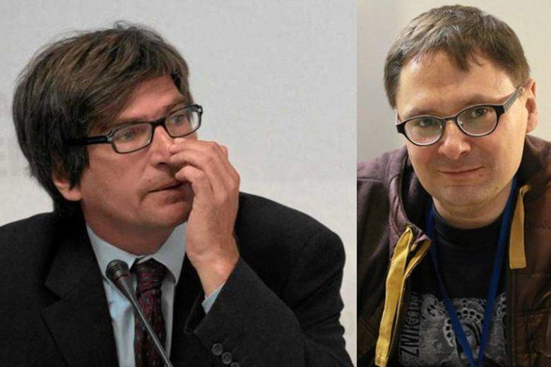 Krzysztof Skowroński i  Tomasz Terlikowski spotkali się dziś prywatnie na terenie Sejmu z marszałkiem Markiem Kuchcińskim.