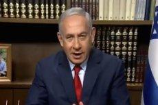 """Redaktor naczelny """"Jerusalem Post"""" broni wersji gazety ws. słów Netanjahu"""