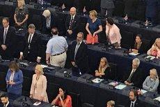 Politycy brytyjskiej Partii Brexitu zaskoczyli innych europosłów.