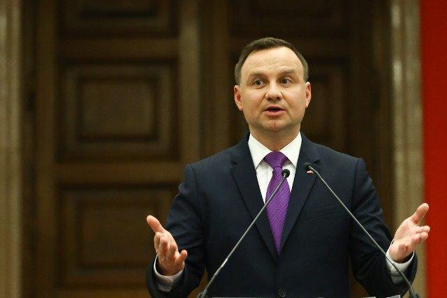 Andrzej Duda zawetował dwie ustawy.