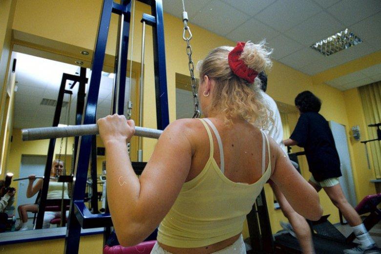 f1bfdb0ebc53b Kobiety wstydzą się ćwiczyć na siłowni  Trener  Panie nie czują się mile  widziane