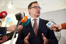 Jarosław Szarek wkrótce może przestaćbyć prezesem IPN.