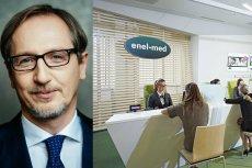 Jacek Rozwadowski, prezes ENEL-MED tłumaczy, że ambicją ENEL-MEDu od zawsze było tworzenie dobrych warunków pracy dla lekarzy.