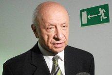 Prof. Bogdan Chazan przekonuje, że padł ofiara zamówienia politycznego