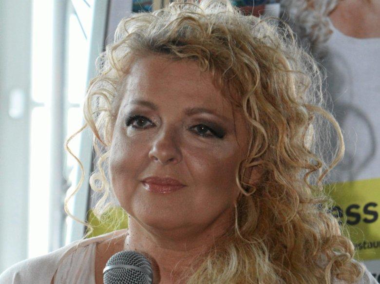 """Magda Gessler od kilku lat prowadzi w TVN """"Kuchenne rewolucje"""""""