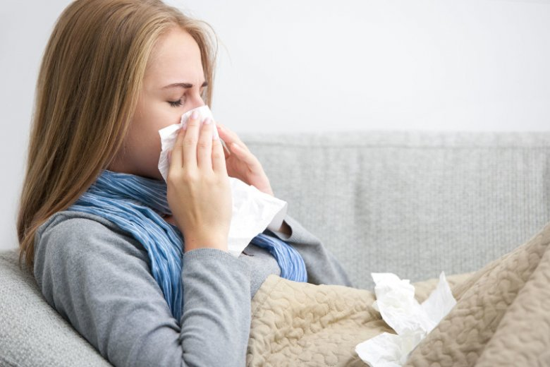 Alergii sprzyjają złe nawyki żywieniowe, zanieczyszczone środowisko (spaliny samochodów) i przesadna higiena w domu