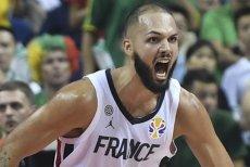Amerykanie przegrali w ćwierćfinale z Francją 89:79.