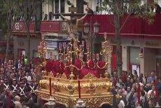 Wielki Tydzień w Hiszpanii: udaremniono zamach podczas procesji w Sewilli.