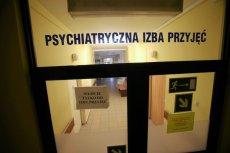 Na jednym z oddziałów Wojewódzkiego Szpitala Psychiatrycznego w Gdańsku zgwałcono 15-letnią pacjentkę.