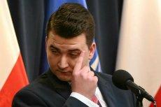 Bartłomiej Misiewicz pracował tak dużo, że nie miał kiedy wydawać pensji z MON.