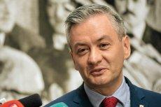 Robert Biedroń zadeklarował się ostatnio, że ponownie będzie startował w wyborach na prezydenta Słupska.
