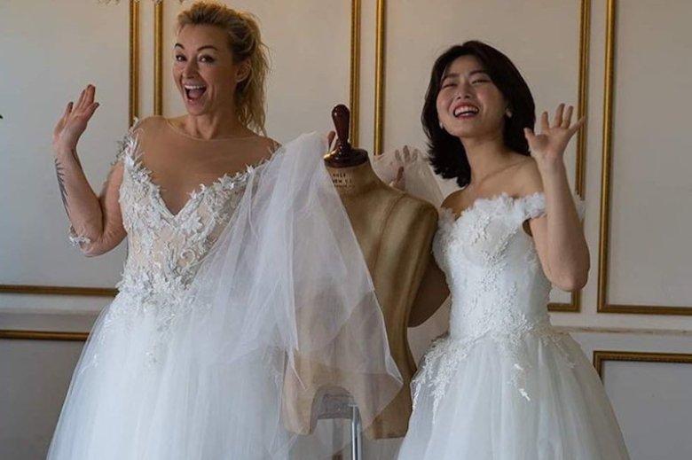 """Youtuberka """"Pyra w Korei"""" zarzuciła Martynie Wojciechowskiej ściemę w jej programie o solo ślubach w Korei Południowej."""