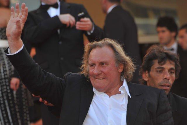 Gerard Depardieu kręci w Rosji film akcji