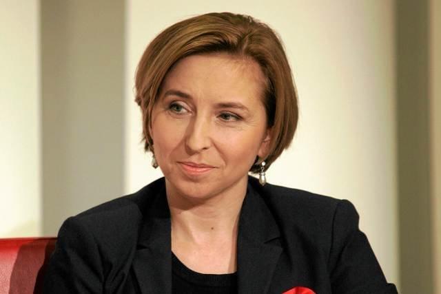 """Dominika Wielowiejska wciąż pracuje w """"Gazecie Wyborczej i TOK FM."""